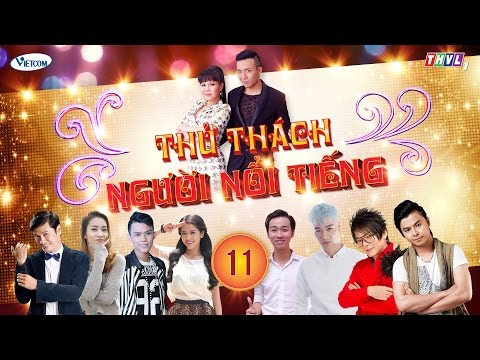 Thử Thách Người Nổi Tiếng (Get Your Act Together) | Tập 11 | THVL1 | Official.