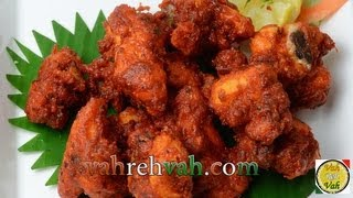 Chicken Bezule Mangalorean Street Food..