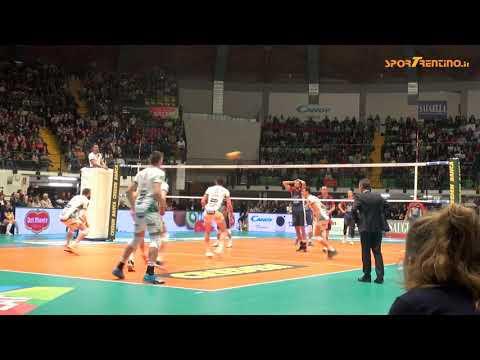 Copertina video Il 4° set di Monza - Itas Trentino