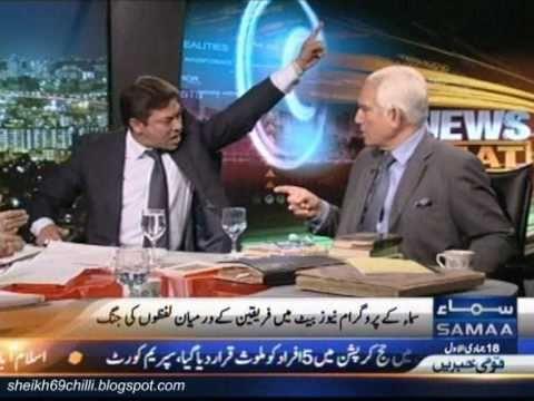 Faisal Raza Abidi (PPP) Goes Nuts