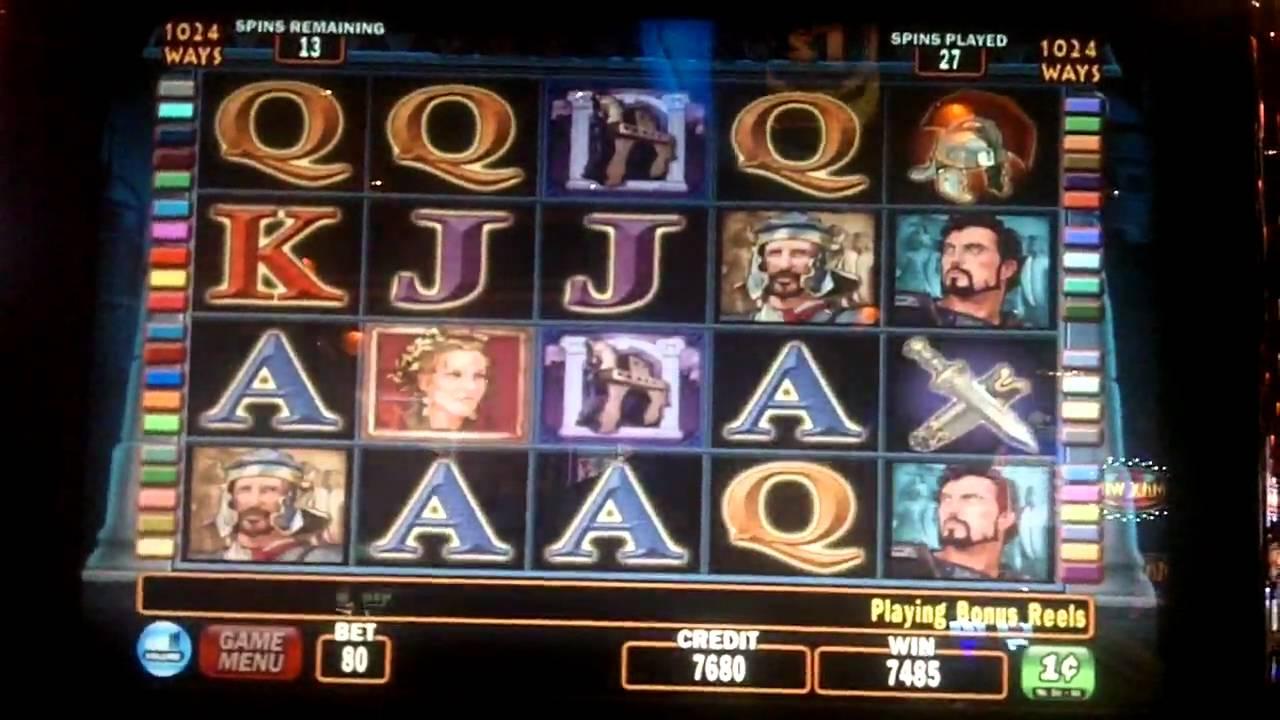 Treasures of Troy – Spill IGT spilleautomaten gratis