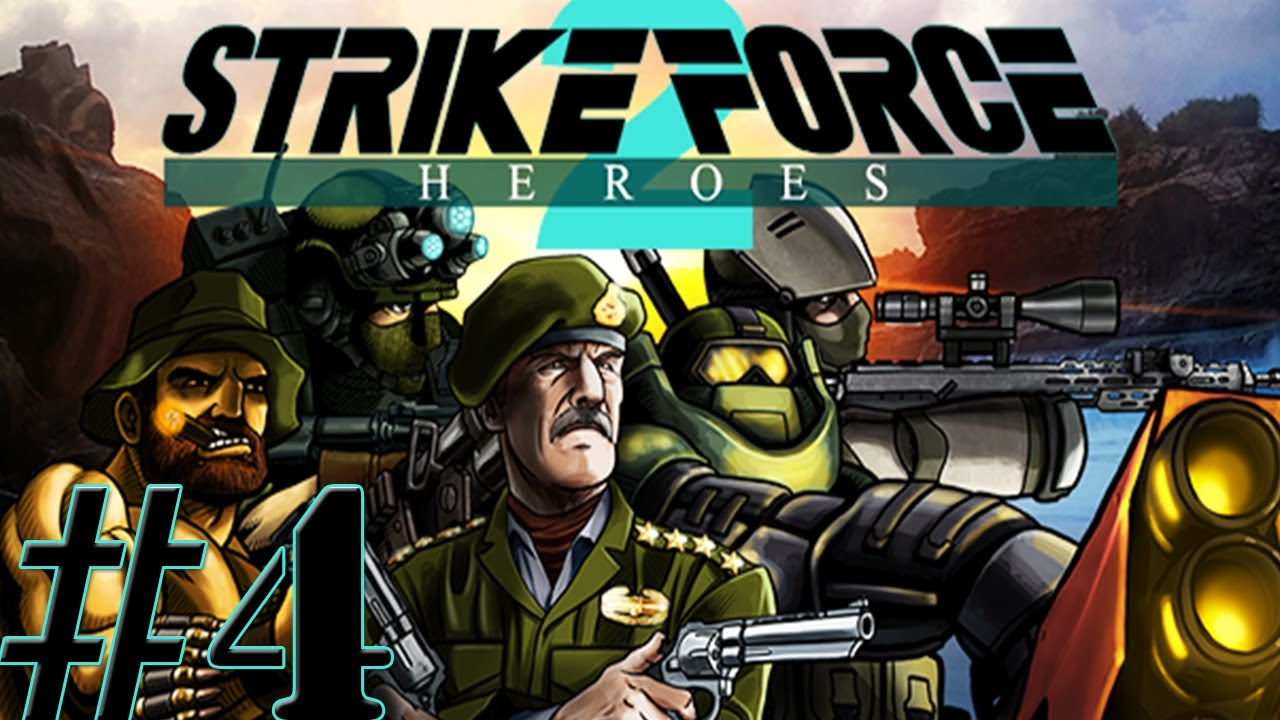Strike force heroes 2 let s play part 4 youtube