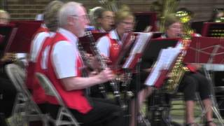 McGill's Band Concert 7-19-2013
