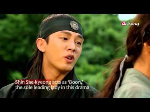 Showbiz Korea-PRESS CONFERENCE OF SIX FLYING DRAGONS (드라마 '육룡이 나르샤′ 제작발표회)