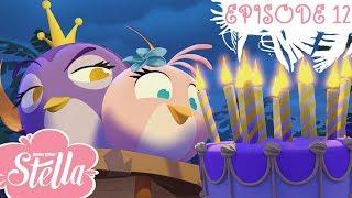 Angry Birds Stella 12 - Narozeniny