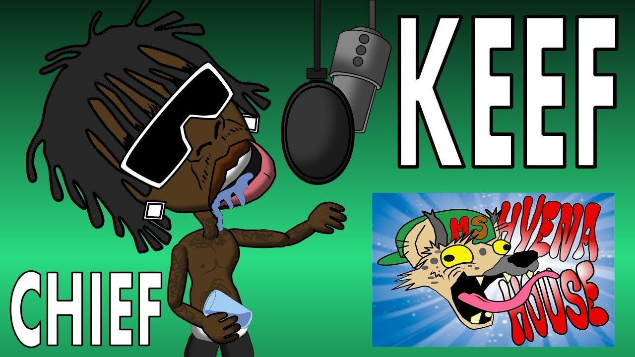 How Chief Keef Makes Hits (Cartoon Parody) - YouTube