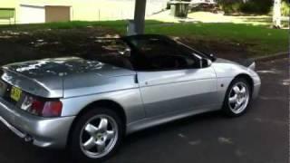 Mint Lotus Elan S2 Turbo Convertible @ Edward Lee's