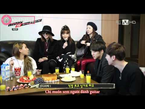 [NOLZA][Vietsub] WinnerTV - 2NE1 Cut  (Part 1)