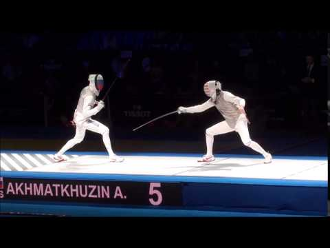 World Fencing Championships 2015 - Foil - Semis & Finals