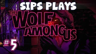 The Wolf Among Us (Episode 1) Part 5 Exciting Chase