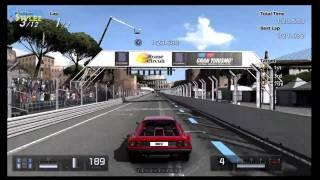 Gran Turismo 5 Gold License IC-10