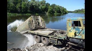 Кримське - військові з'єднали два береги