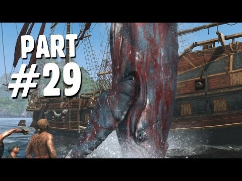 Assassin's Creed 4 Black Flag Walkthrough Part 29 - Africa - AC4 Let's Play
