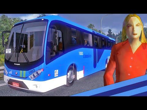 Viagem de Ônibus - Euro Truck Simulator 2