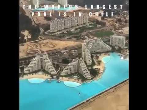 Ngắm vẻ đẹp bể bơi nhân tạo lớn nhất thế giới