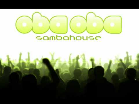 OBA OBA SAMBA HOUSE - reggae power - Ao Vivo