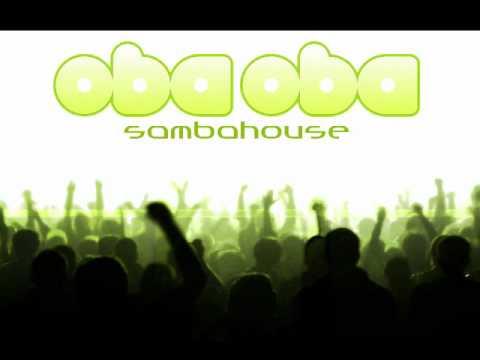 OBA OBA SAMBA HOUSE - reggae power - Ao Vivo