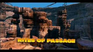 Madagascar: Escape 2 Africa Xbox 360 Trailer Enviroments