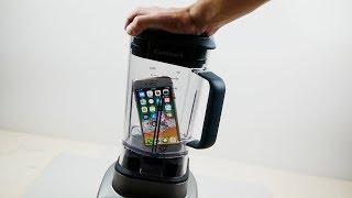 Will it Blend? - iPhone 8 vs Samsung Galaxy S8