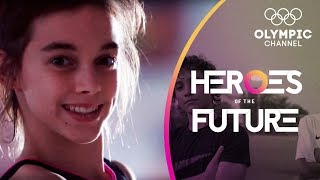 Italy's gymnastics future belongs to a 12-year-old phenomena | Heroes of the Future