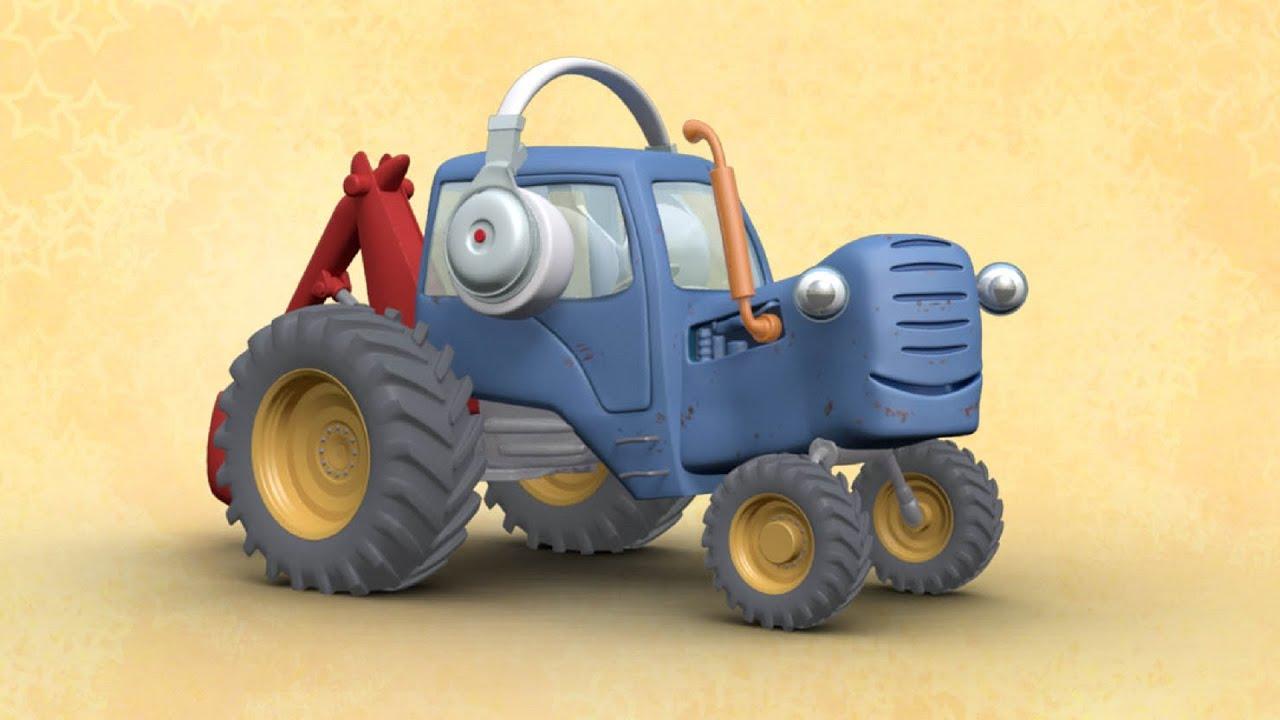 Смотреть ролики с большими тракторами бесплатно 10 фотография