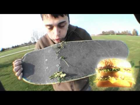 5 Skate Tricks For A Big Mac