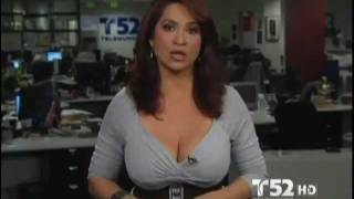 Best!!! big boob eye reporter her name