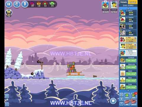 Angry Birds Friends Tournament Level 2 Week 136 (tournament 2) no power-ups