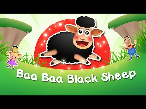 Baa Baa Black Sheep | Nhạc Thiếu Nhi Vui Nhộn | Học Tiếng Anh Qua Bài Hát
