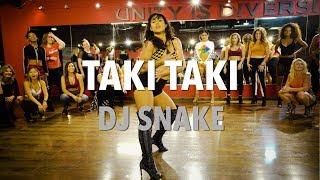 TAKI TAKI - DJ SNAKE, SELENA GOMEZ, OZUNA, CARDI B   BRINN NICOLE CHOREOGRAPHY   PUMPFIDENCE