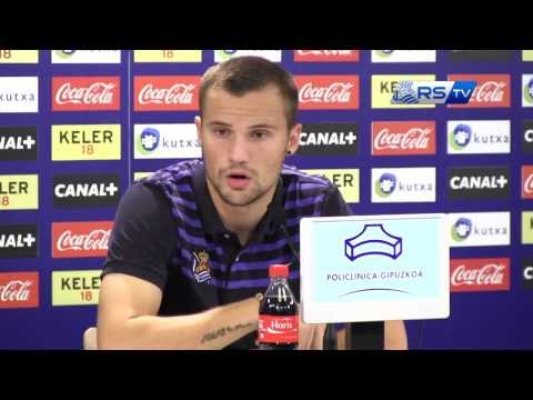 Haris Seferovic 07/11/2013