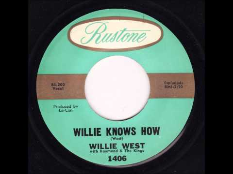 Thumbnail of video Willie West - Willie Knows How