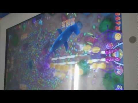 Máy game bắn cá siêu thị