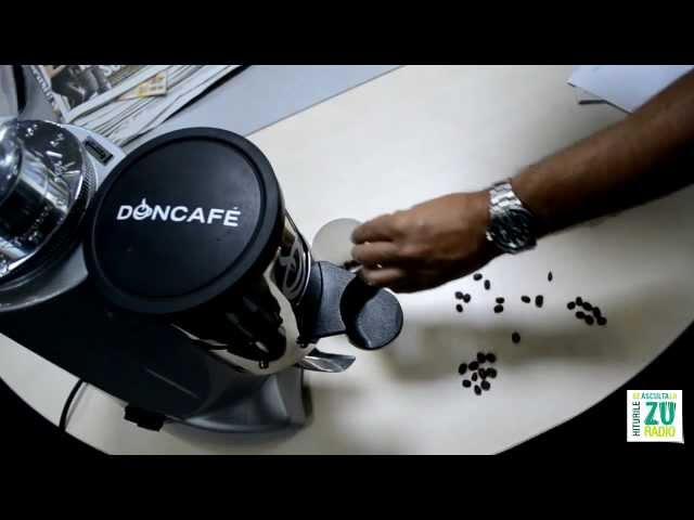Sunetul castigator Doncafe la Radio ZU - ziua 3
