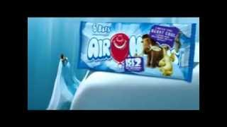 Airheads Ice Age The Meltdown Commercial