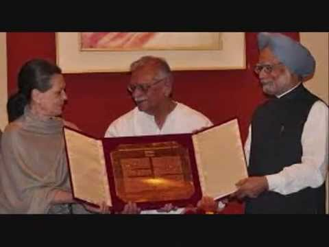 Gulzar-The Great  Lyricist,Poet, Director-The  Dadasaheb Phalke Award winner