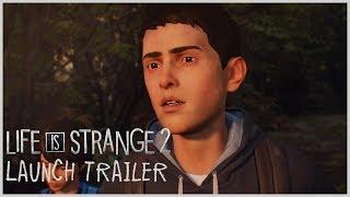 Life is Strange 2 - Megjelenés Trailer
