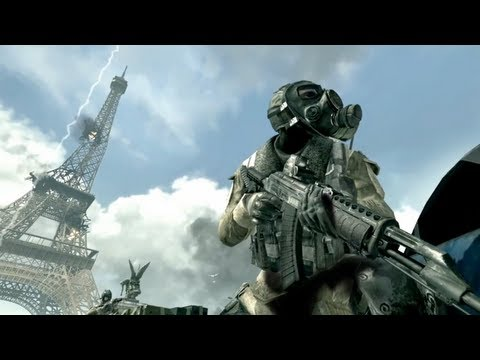 Рецензия Call of Duty: Modern Warfare 3