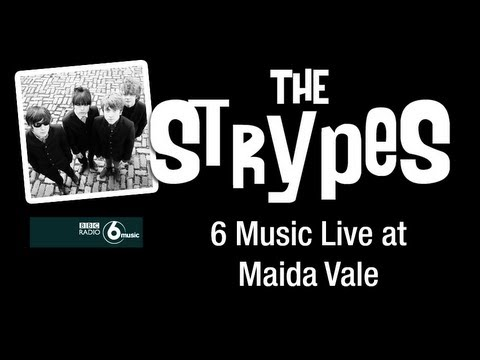 The Strypes  動画 - Magazine cover