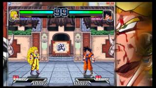 Como Descargar Dragon Ball Z Mugen 2011 Para Pc (2012