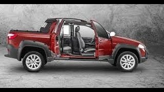 La Nueva Fiat Strada Adventure 2014 Muy Buena !!!!!!