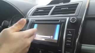 2014 Toyota Camry Pairing Bluetooth Device North