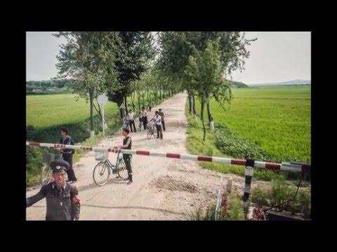 Hình ảnh chụp lén hiếm thấy về Bắc Triều Tiên