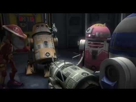 Звёздные войны войны клонов сезон 5