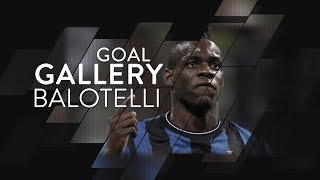 MARIO BALOTELLI | All of his 28 Inter goals! 🇮🇹⚫️🔵???