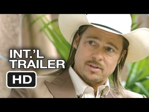The Counselor Official International Trailer #1 (2013) - Brad Pitt Movie HD
