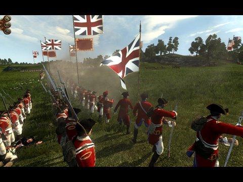Empire Total War Gameplay HD