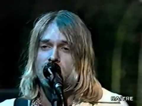Nirvana - Serve the Servants (Live)