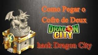Hack Dragon City Como Pegar O Cofre De Deux (Jazigo De