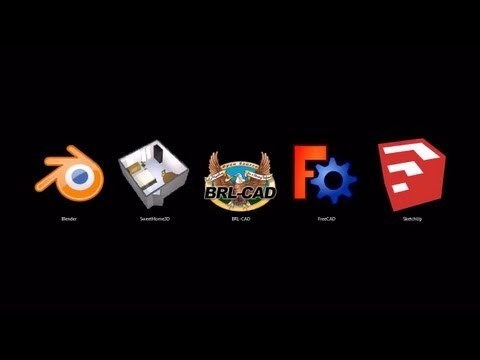 news: Best 3D Design and Animation Software (Open Source / Free)